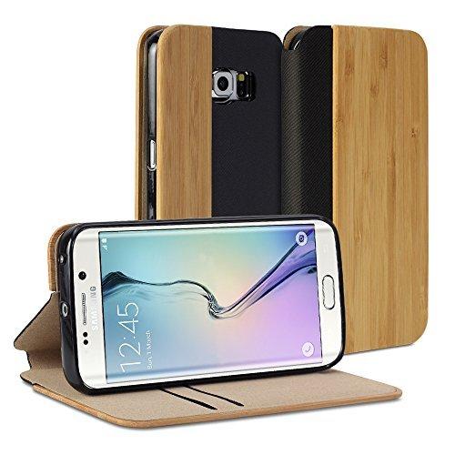 Galaxy GMYLE Wallet Bamboo SM G9250