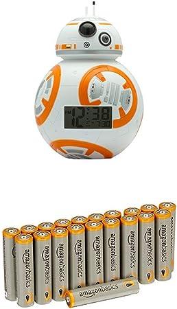 Lego Réveil lumineux BB 8 Star Wars BulbBotz 2020503 pour