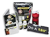 Lean 180 - 30 Day Weight Loss Challenge - Diet Plan to Lose Weight Fast and Get Lean - Lose up to 30 Pounds in Just 30 Days – Best Protein Shake and Supplements to Burn Fat (Vanilla, 2XL)
