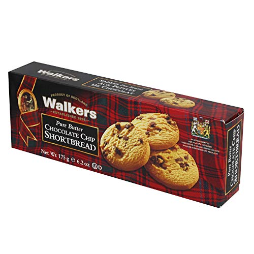 (Walkers Chocolate Chip Shortbread (175g))