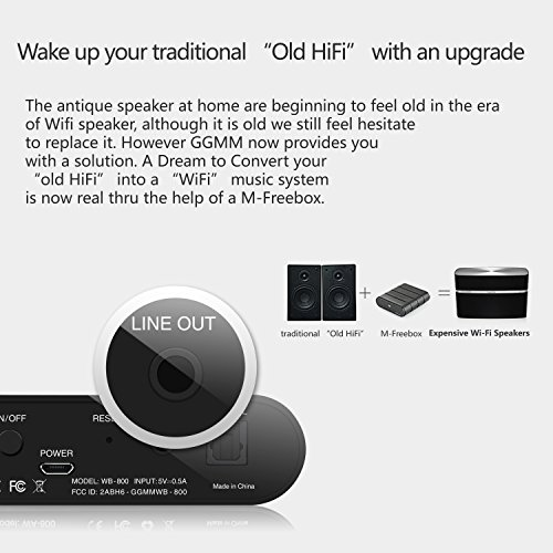 Qualcomm Chip Ggmm M Freebox Wi Fi Wireless Hi Fi Audio