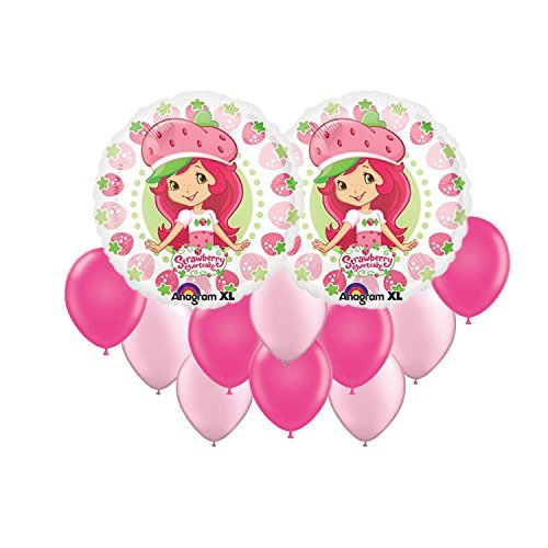 Strawberry Shortcake Berry Balloon Bouquet -