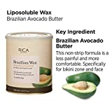 RICA Brazilian Wax with Avocado Butter - Made in
