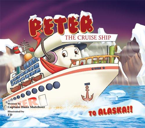 To Alaska!! (Peter the Cruise Ship) - Alaska Cruise Ship