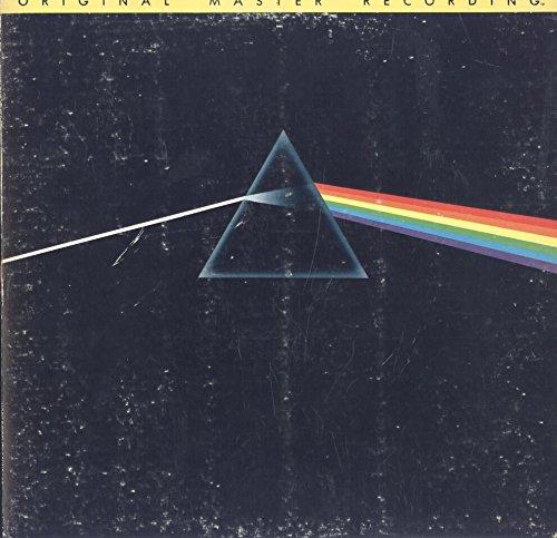 Pink Floyd: Dark Side Of The Moon Original Master Recording LP VG/VG++ Japan