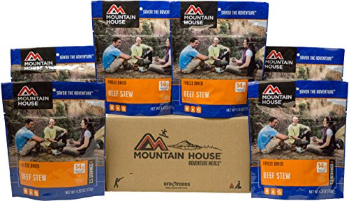 Mountain House Beef Stew 6-Pack