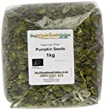 Buy Whole Foods Organic Pumpkin Seeds 1 Kg