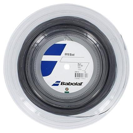 911aaf8b Babolat RPM Blast Cordaje tenis 1, 25mm 200m, Racquet String - Amazon Canada