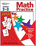 Math Practice, Grades 2 - 3, Kelley Wingate and Carson-Dellosa Publishing Staff, 1604182695