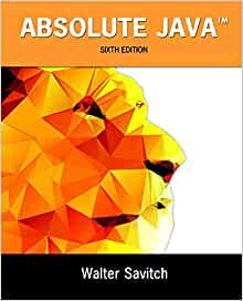 absolute java 6th edition pdf free download
