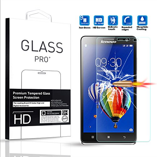 Tempered Glass Screen Protector for Lenovo S856 - 5
