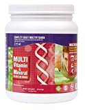 Multivitamins & Minerals Powder 2 Month Supply ~ from DvRyl ~ Complete Daily Mega Minerals & Vitamins Nutritional Supplement
