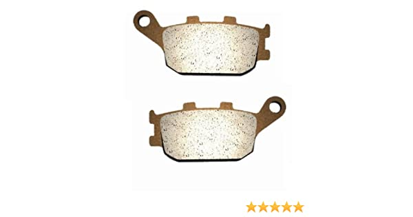 Volar Front Brake Pads for 2004-2016 Suzuki Vstrom 650 DL650