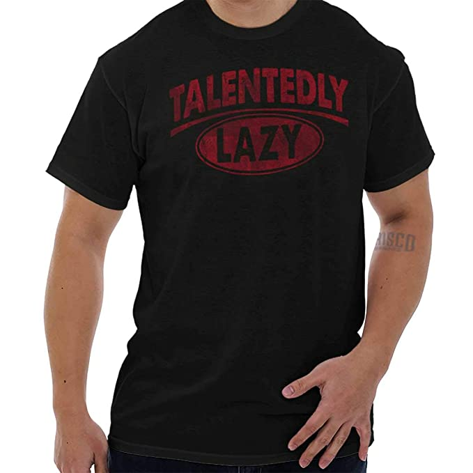 Fabulous Amazon Com Talentedly Lazy Nap Slacker Couch Potato T Shirt Caraccident5 Cool Chair Designs And Ideas Caraccident5Info