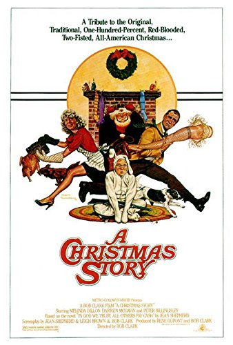 A Christmas Story 27 x 40 Movie Poster
