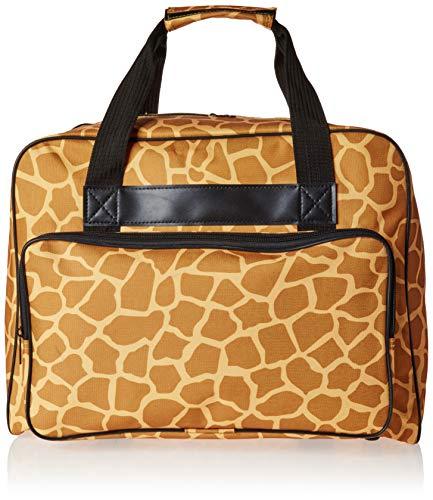 Janome Giraffe Universal Sewing Machine Tote Bag, Canvas