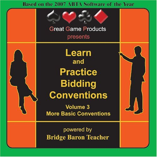 Learn and Practice Bidding Conventions More Basic Conventions