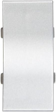 HOLZBRINK Jonction pour Plinthe de Comptoir de Cuisine Noire 23x23 mm Bande de Finition PVC Comptoir de Cuisine