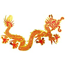 Beistle 50295 Jointed Dragon, 3-Feet