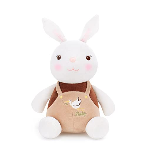 Magiyard Peluches Conejo, Muñecas rellenas de Animales de Peluche Bonita Felpa Cute Bunny Collection Toys