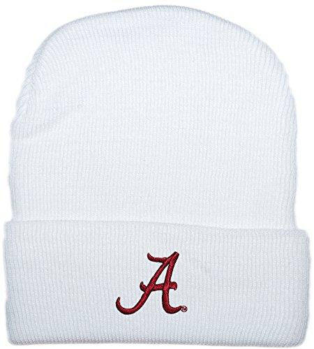 - University of Alabama Crimson Tide Newborn Baby Knit Cap