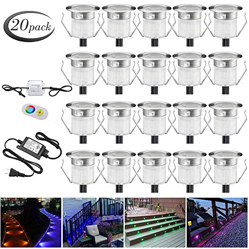 Low Voltage LED Deck Lights Kit Φ1.18