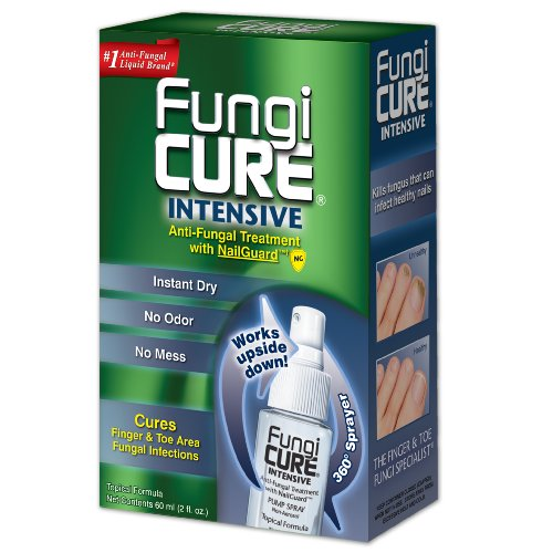 FungiCure pulvérisation intensive pompe anti-fongique, 0,21 Box