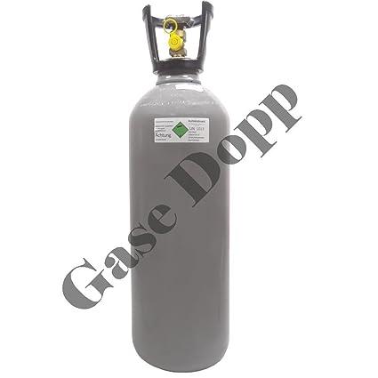 10 kg CO2 Botella relleno con alimentos dióxido/carbón Acid – Fábrica Nueva Propiedad Botella