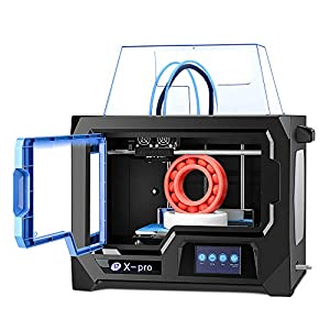QIDI TECHNOLOGY 3D Printer Newest Model: X-Pro,WiFi Function,Breakpoint Printing,Dual Extruder,High Precision Printing ? from RUIAN QIDI TECHNOLOGY CO.,LTD