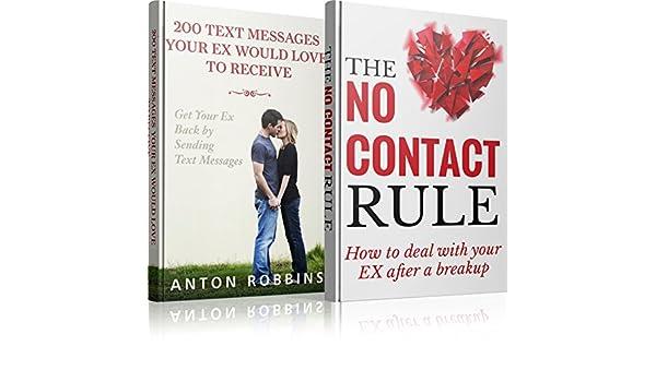 No contact rule get ex back