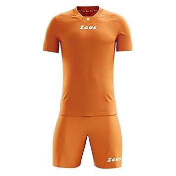 Zeus Equipaciòn para Fùtbol Kit Promo Para Hombre Sport Colour Naranja (XXS) 13d62a58dc18