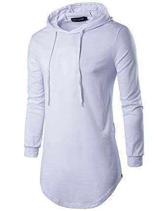 Tefamore Mode Hommes Casual Shirt Style Slim Fit manches courtes Casual (M, Noir)