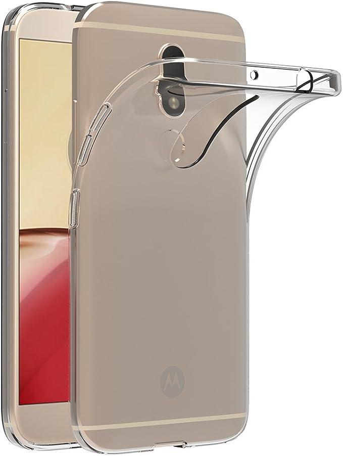 Funda Motorola Moto M, AICEK Motorola Moto M Funda Transparente Gel Silicona Motorola Moto M Premium Carcasa para Moto M: Amazon.es: Electrónica