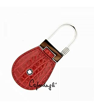 Montblanc - Estuche de llaves rojo rojo: Amazon.es: Equipaje