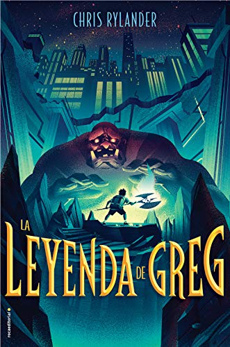 Amazon.com: La leyenda de Greg (Roca Juvenil) (Spanish ...
