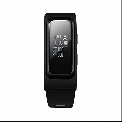 Pulsera Actividad Pulsómetro y Podómetro,Pulsera Reloj Inteligente con Actividad Tracker,Análisis de Sueño
