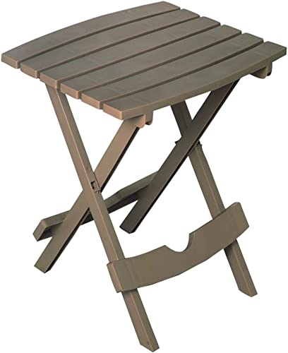 Adams 8510-96-3734 Quik Fold Patio Side Table