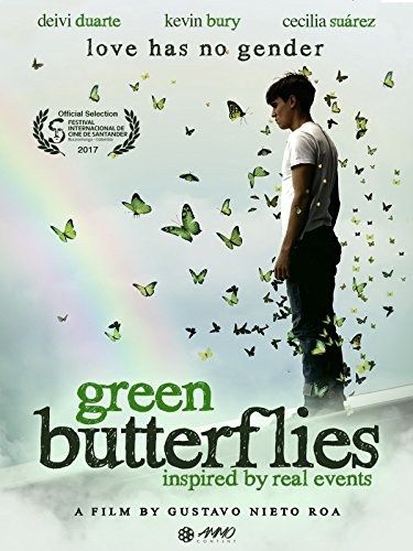 (Green Butterflies)
