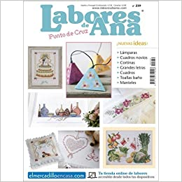 LAS LABORES DE ANA Nº 239: Amazon.es: ALTERNATIVAS PUBLICITARIAS SL: Libros