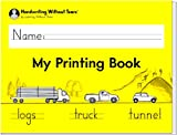 #2: Handwriting Without Tears My Printing Book - Grade 1 - 2018 Edition