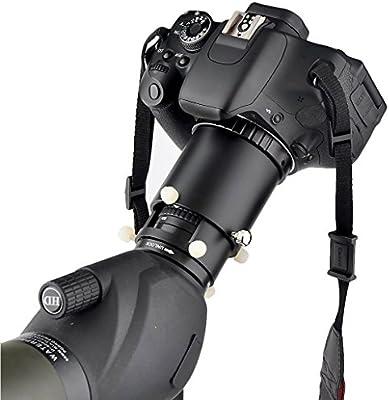 Gosky - Adaptador para cámara de fotos con orificios de 42 mm ...