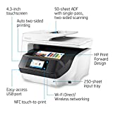 HP OfficeJet Pro 8720 Wireless All-in-One Photo Printer with Mobile Printing, Instant Ink
