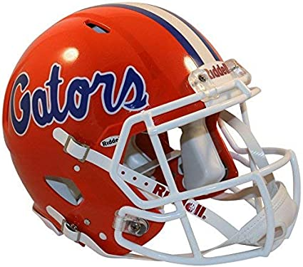 Riddell Florida Gators Officially Licensed NCAA Speed Full Size Replica Football Helmet