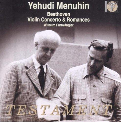 Beethoven: Violin Concerto; Romances Nos. 1 & 2 (Best Of Beethoven Violin)