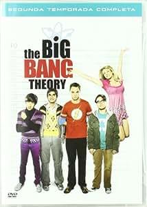 The Big Bang Theory - Temporada 2 [DVD]