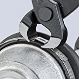 "Knipex Tools 10 98 i220 8.75"" Ear Clamp"
