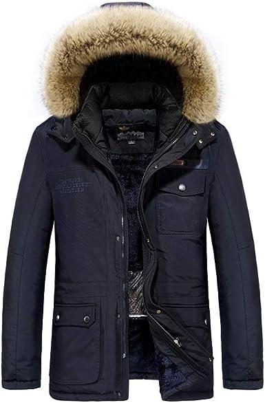 amazon chaquetas invierno hombre