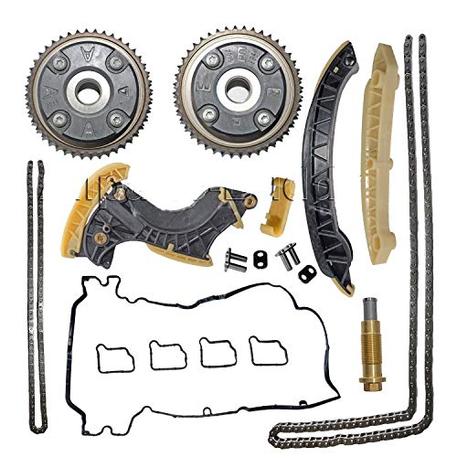 Timing chain set compressor with M271 engine W203 W204 and W211 2710521116, A2710500800: