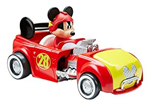 Fisher-Price Disney Mickey & the Roadster Racers, Transforming Hot Rod Mickey