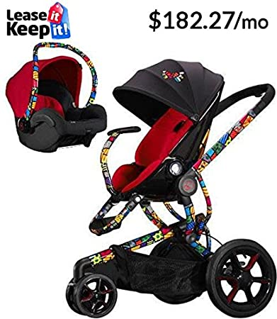 Amazon.com : Quinny - Britto Moodd Stroller Travel System with Car